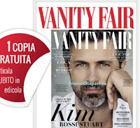 Logo Ritira gratis in edicola la copia n.34 di Vanity Fair