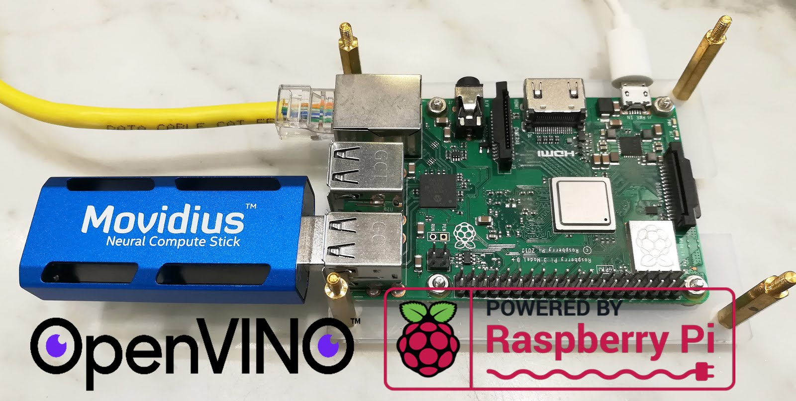 Raspberry Pi Projects Raspberry Pi Openvino With Intel