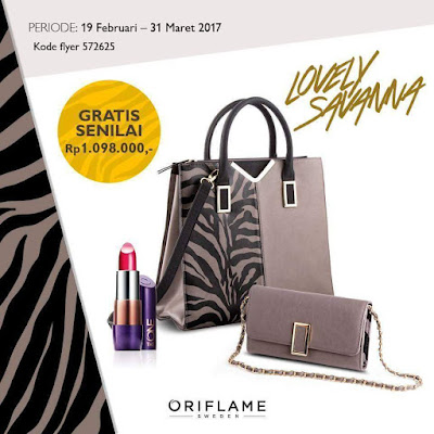 Branch Action Oriflame Indonesia Maret 2017 - Promo Member Oriflame