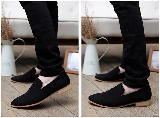 Chọn giày nam theo cung Thiên Bình