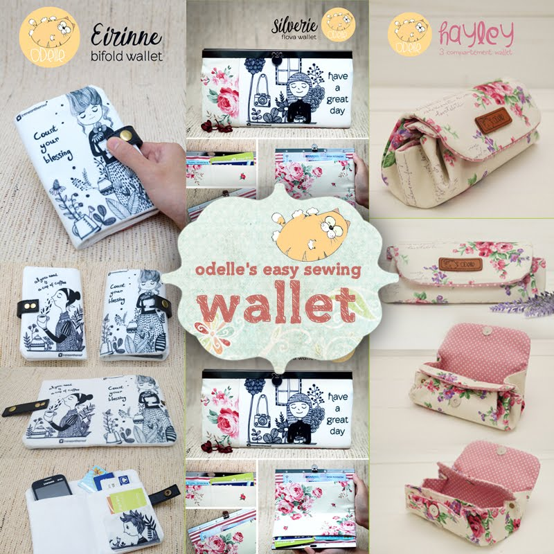 easy sewing wallet