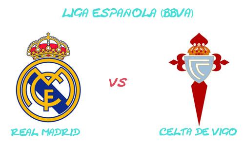 Real Madrid V S Celta Vigo En Vivo