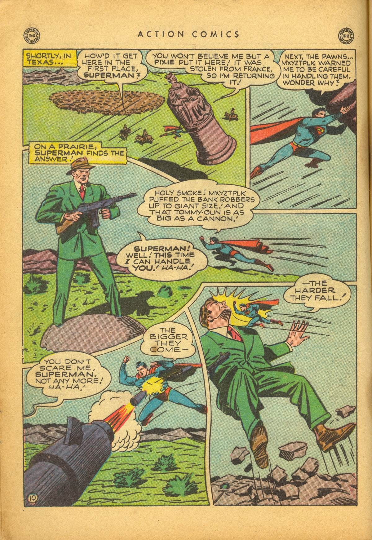 Read online Action Comics (1938) comic -  Issue #112 - 12
