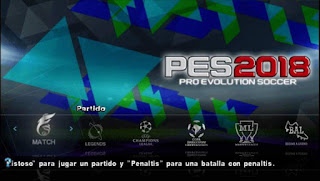 PES 2018 Iso Psp Ppsspp Download For Android