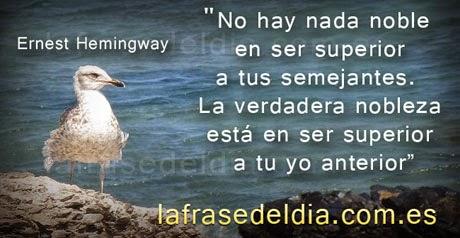 Citas famosas de Ernest Hemingway