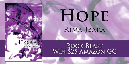 Dog Ear Publicity : Hope by Rima Jbara
