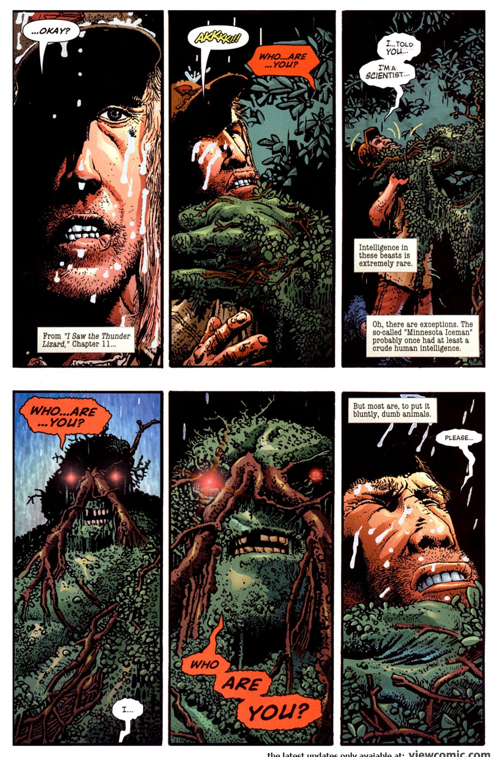 Swamp Thing v4 007 | Vietcomic.net reading comics online for free