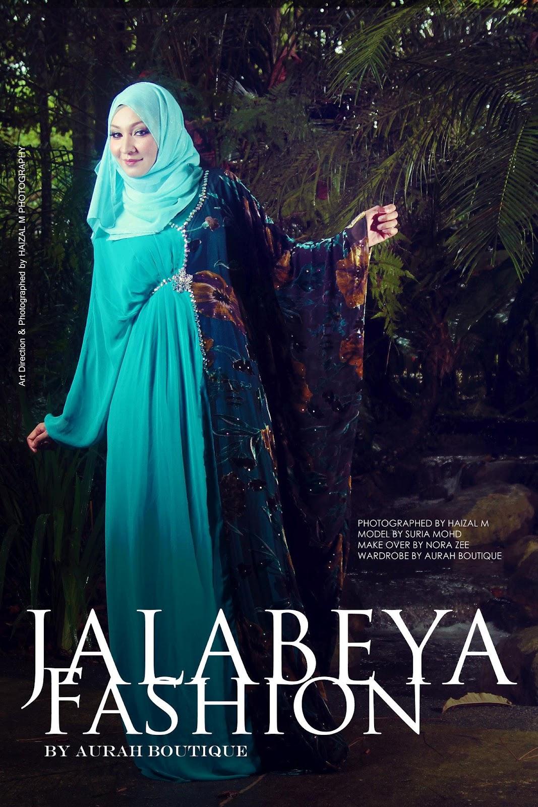 Muslimske kvindemode Jalabiya-modekjoler-9322