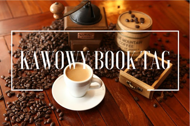Kawowy Book Tag ♥