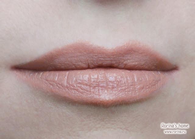NYX Soft Matte Lip Cream — CABO 62 свотчи
