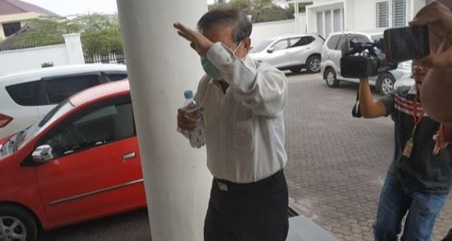 OTT KPK di PN Medan, Tamin Sukardi Kemarin Pakai Kursi Roda, Sekarang Jalannya Cepat
