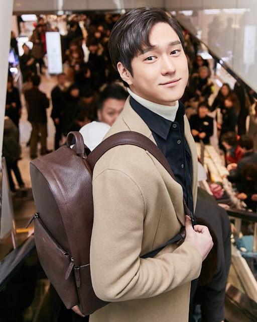 高庚杓首次擔任男主角接演KBS新戲《最強送餐員》檔搭蔡秀彬