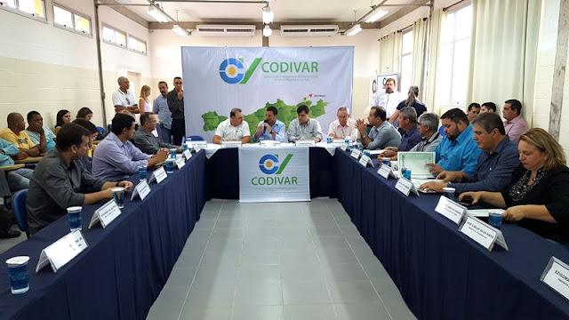 Assembleia do Codivar aprova convênios nas áreas de educação e turismo