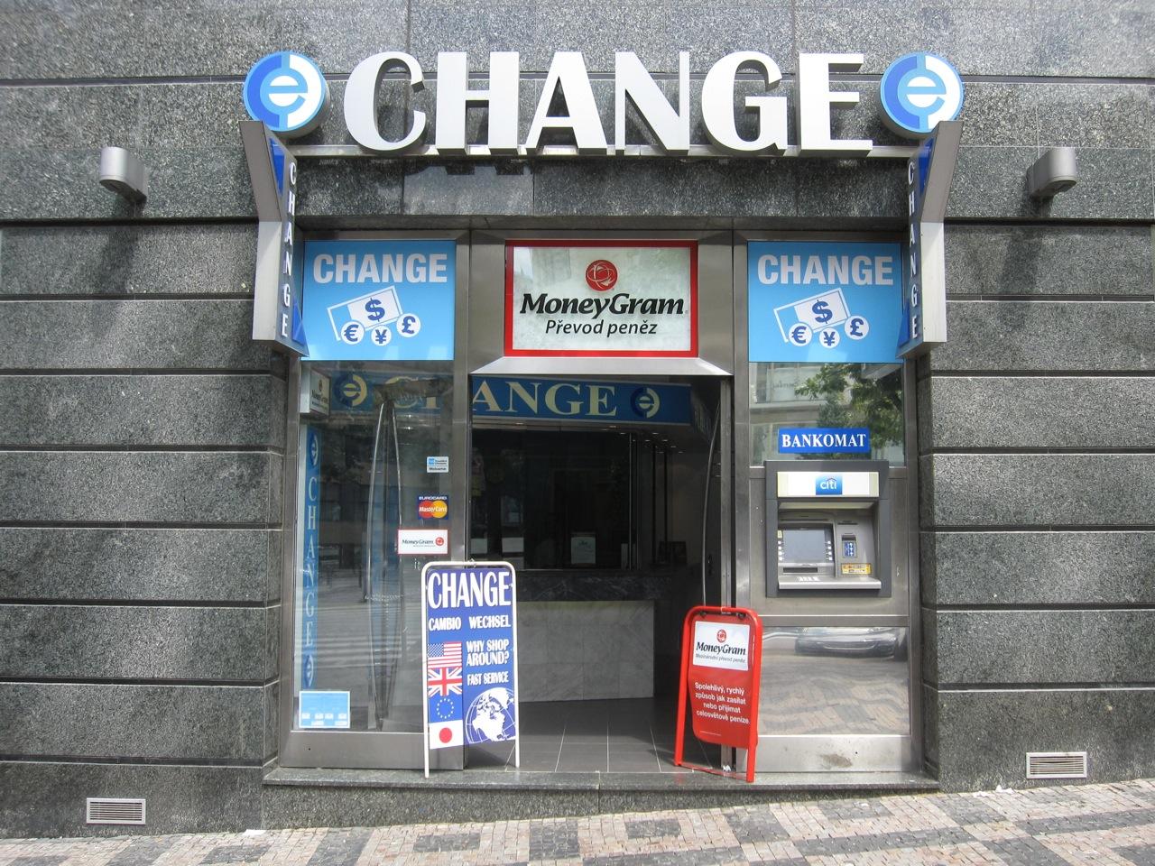 Prague inspires - Bureau de change a strasbourg ...