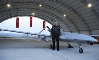 Νέα δεδομένα με τα τουρκικά drones στο Αιγαίο…
