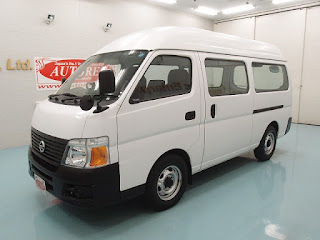 19534T1N8 2010 Nissan Caravan High roof