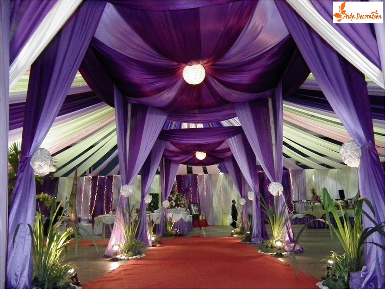 gambar minimalis nuansa ungu