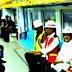 Presiden Jokowi Lakukan Uji Coba LRT Pertama di Indonesia