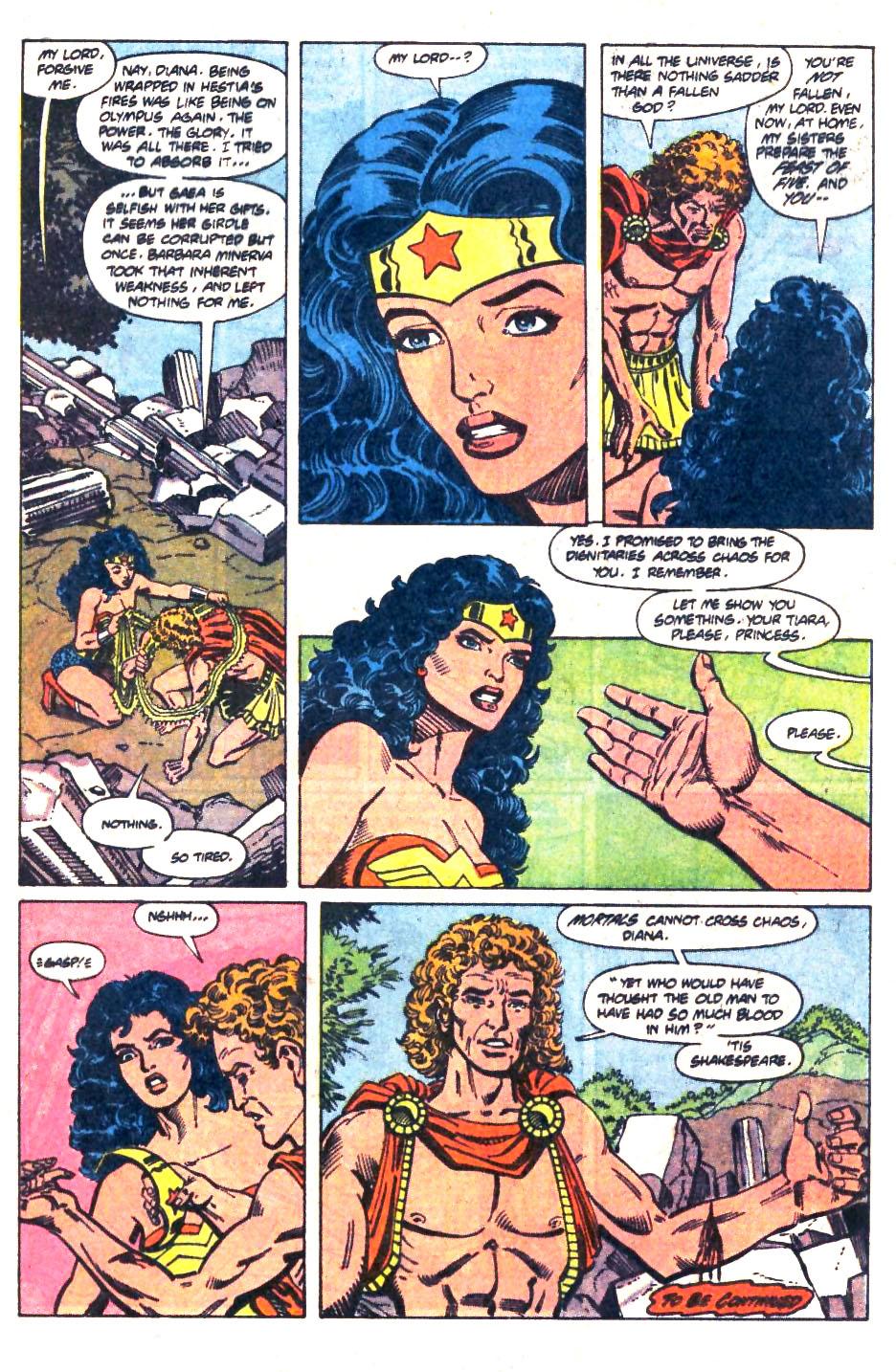 Read online Wonder Woman (1987) comic -  Issue #36 - 23