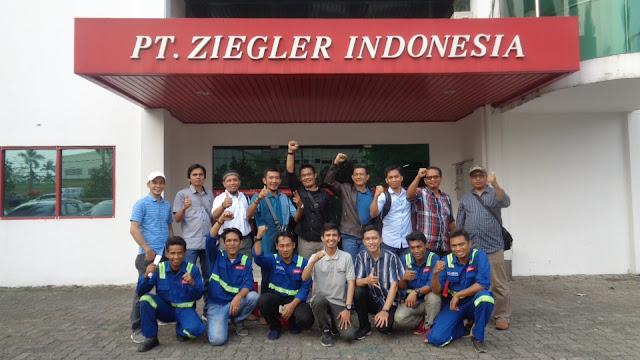 Lowongan Kerja Electrical Engineering di PT Ziegler Indonesia (Lulusan SMK/D3)