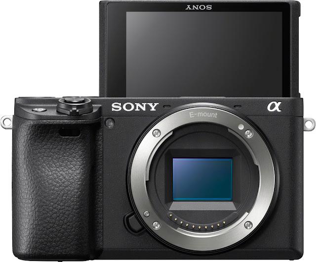 Ιδανική για «vlogging» είναι η νέα mirrorless a6400 της Sony