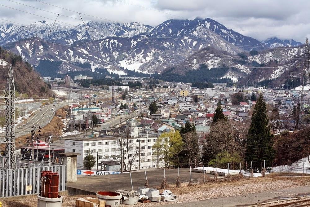 DELUXSHIONIST JAPAN TRIP TOKYO RAIL DAYS TO GALA YUZAWA SNOW RESORT, SHINKANSEN BULLET TRAIN