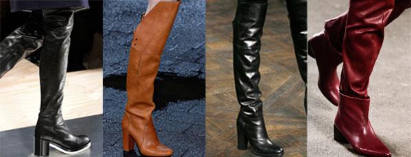 025baf176b Μπότες φθινόπωρο - χειμώνας τάσεις της μόδας και ιδέες - Δυναμική ...