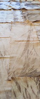 bidulafil / Think Knot Design eco dye shibori