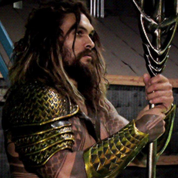 """Jason Momoa Aquaman: SNEAK PEEK: """"Aquaman"""" And 'Black Manta"""