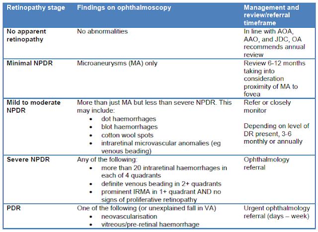 diabetic retinopathy grading