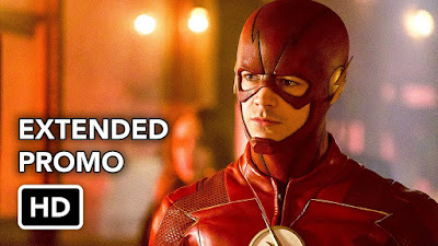 Flash Episódio 21 da Quarta Temporada, as 01:54 na Globo - 01/11/2019