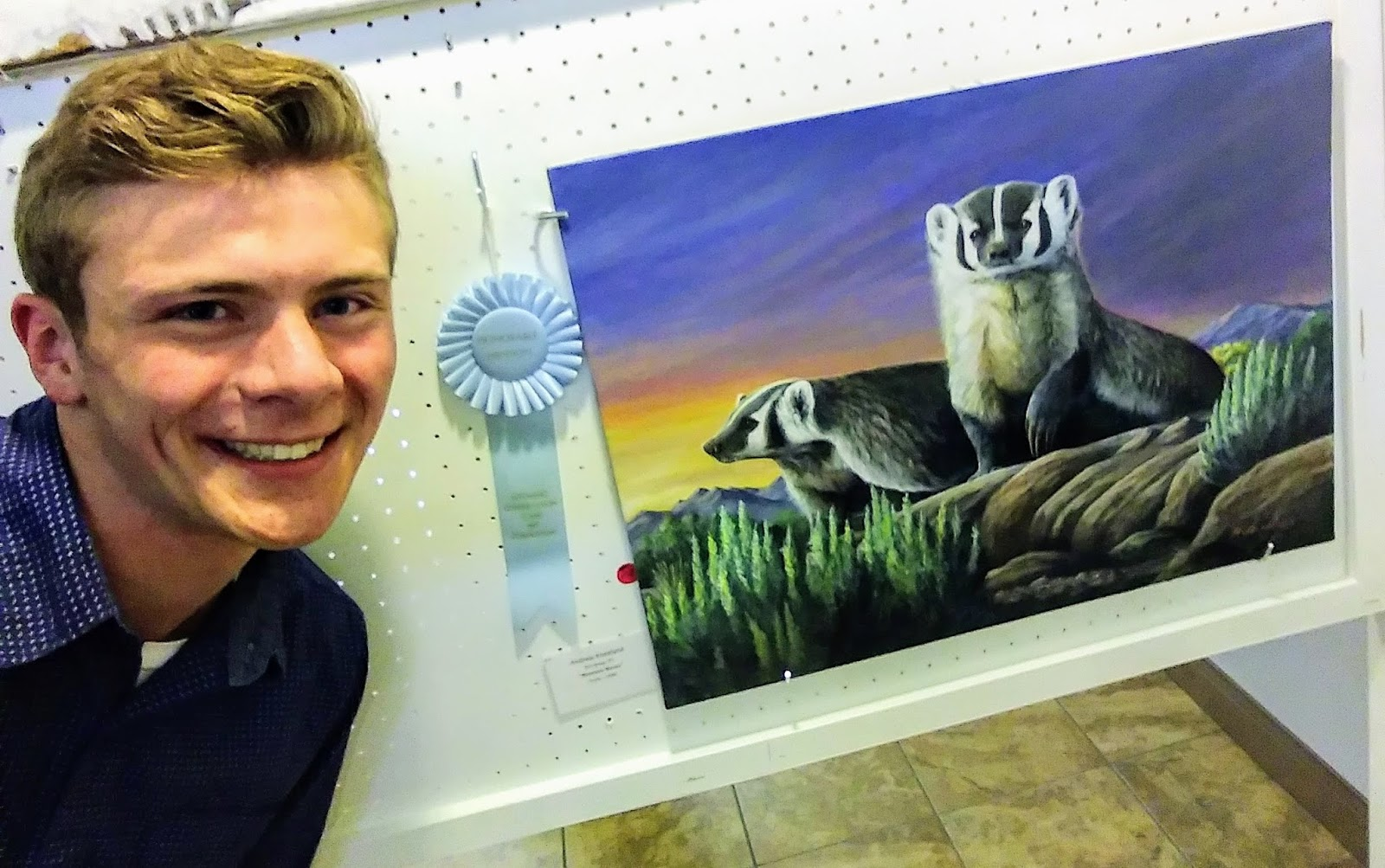 Wgfdwyogov Get Involved Contests And Awards Conservation Stamp Art Show Current Winners
