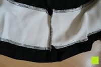 Nähte: Alexis Leroy Damen ärmellos Vierkantansatz Fischschwanz bodycon Abendkleid