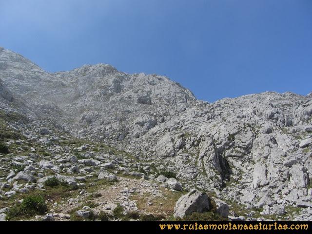 Mirador de Ordiales y Cotalba: En dirección al Mirador de Ordiales