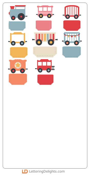 http://www.letteringdelights.com/cut-sets/cut-projects/circus-pals-train-cp-p13978c5c13?tracking=d0754212611c22b8