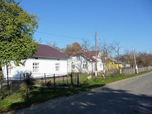 Тяпче Долинского района Ивано-Франковской области