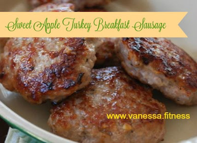 21 Day Fix, Paleo, Breakfast sausage, gluten free, dairy free, egg free, sugar free, autumn calabrese, autoimmune recipe, Amy Myers