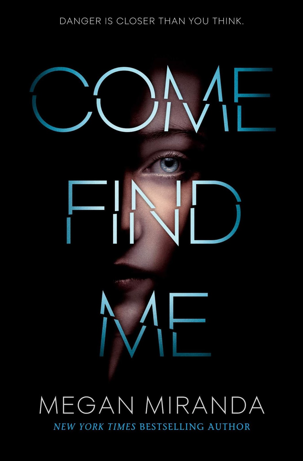 Carina's Books: Review: Come Find Me by Megan Miranda
