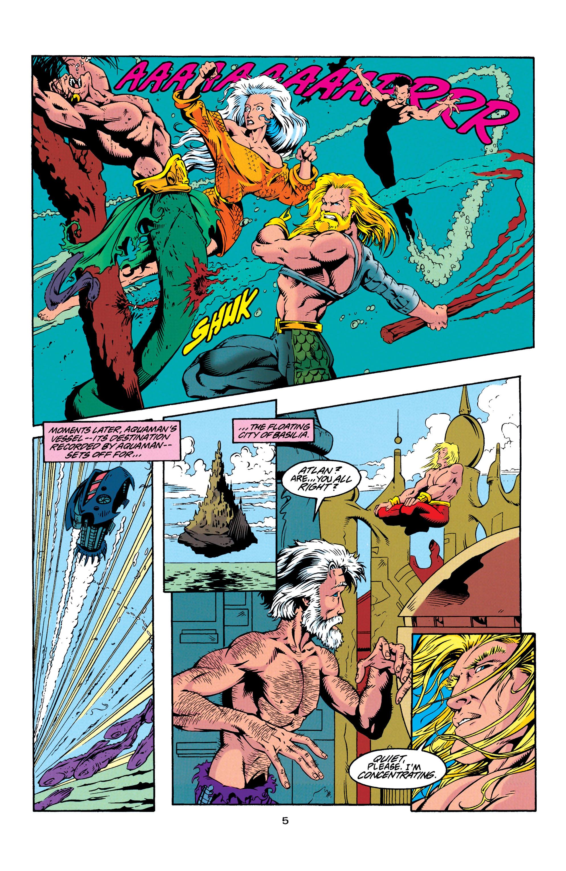 Read online Aquaman (1994) comic -  Issue #23 - 5
