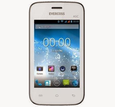 Evercoss A5C, HP Android Harga Murah Rp 500 Ribuan