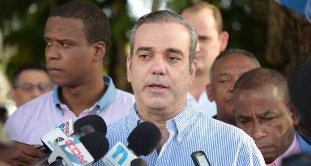 Abinader presentará plan para prevenir corrupción del Estado
