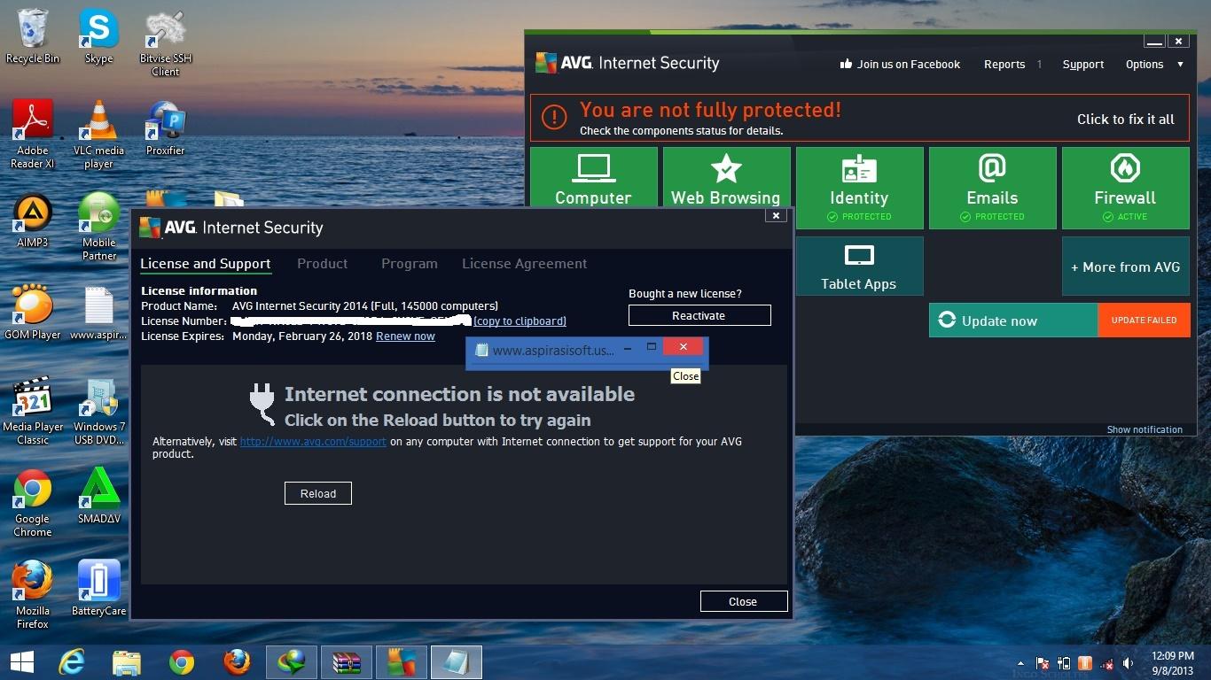 Bullguard internet security 12 license key :: unretide