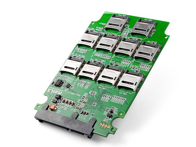 Um SSD para dar nova vida para o cartão microSD
