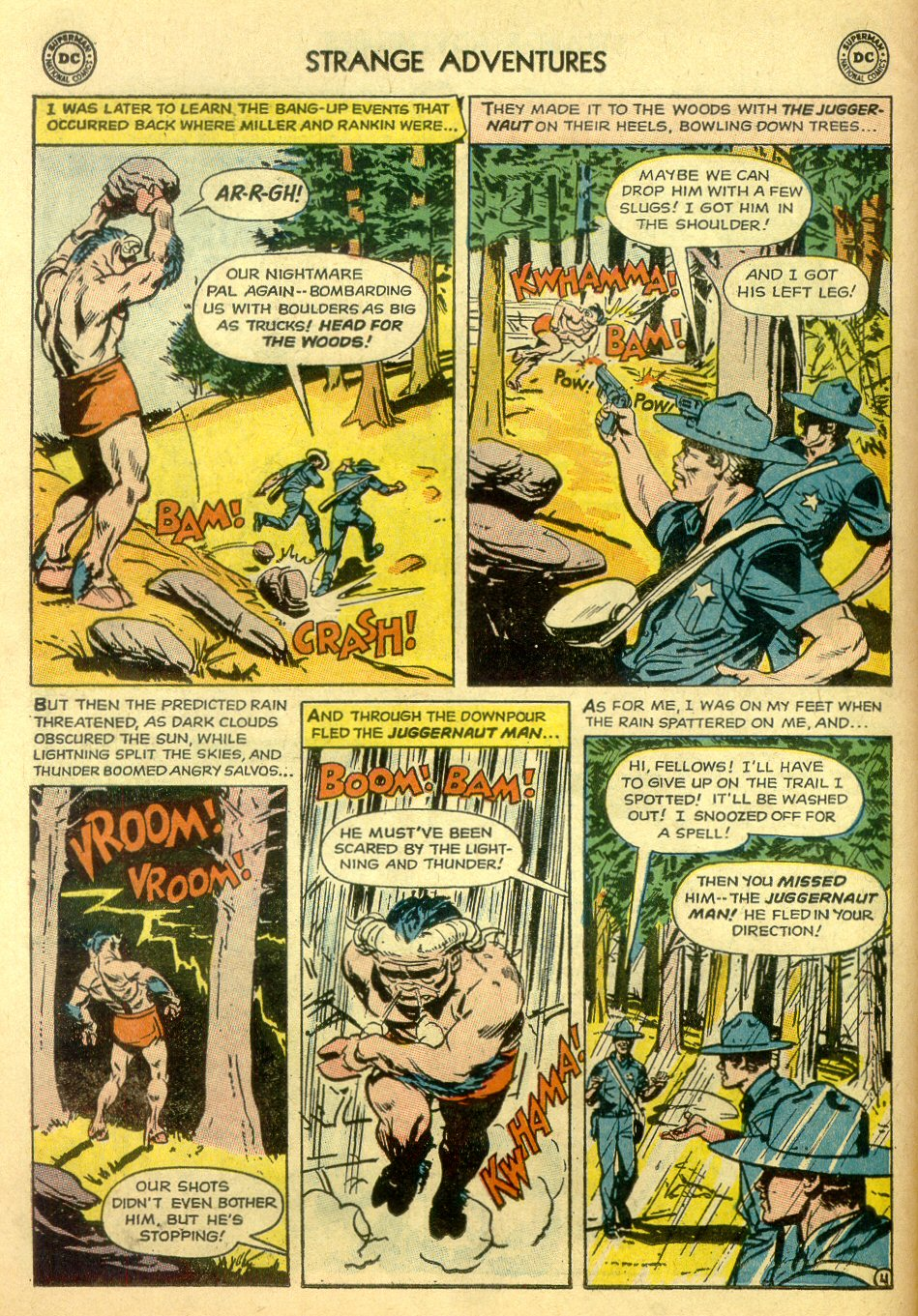 Strange Adventures (1950) issue 172 - Page 6