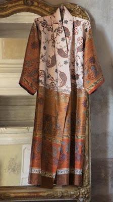 Kimono Raffaello de Bassetti Granfoulard.
