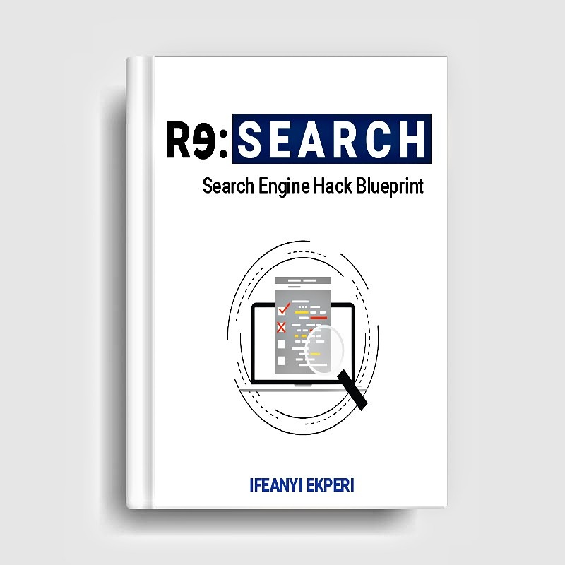 Ebook research search engine hack blueprint ifeanyi ekperi ebook research search engine hack blueprint ifeanyi ekperi malvernweather Choice Image