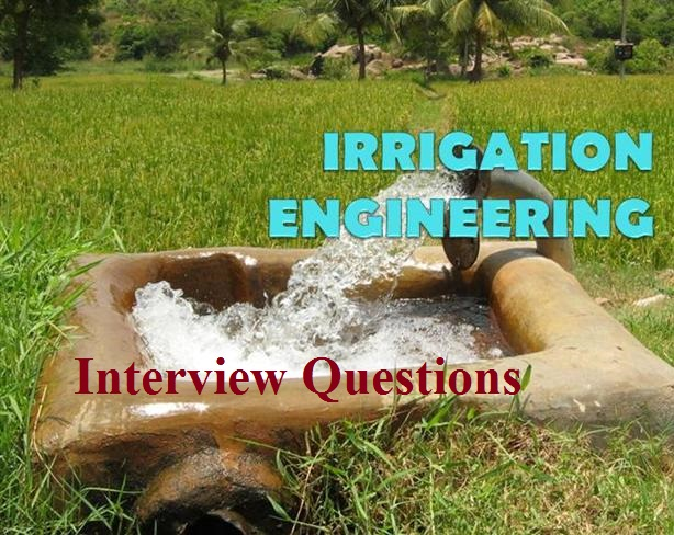 Engineering pdf irrigation