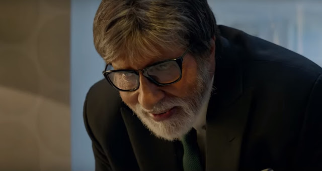 Badla Trailer, Amitabh Bachchan