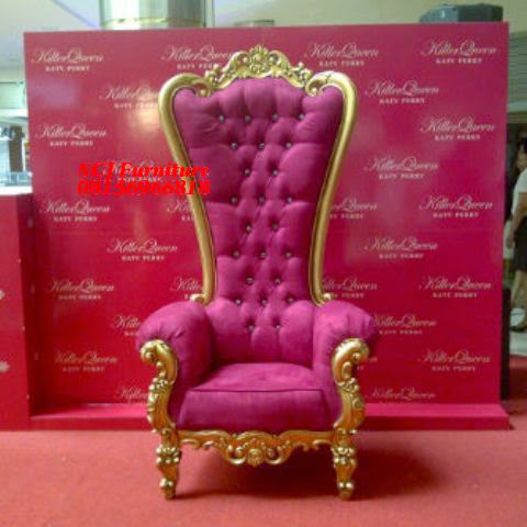 Crown Chair Mahogany Product