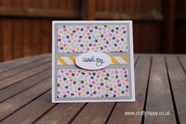 It's My Party, Designer Series Paper, Stampin' Up!
